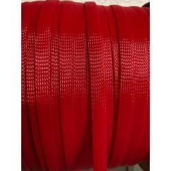 Кабелна оплетка 12мм червенa