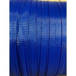 Кабелна оплетка 12мм синя
