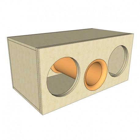 Скица на кутия с порт