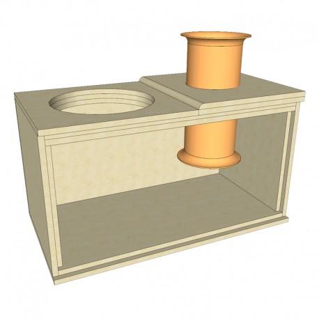 Проектиране на сложна кутия