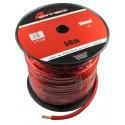 Захранващ кабел 20мм2 червен 4Connect PC20SR