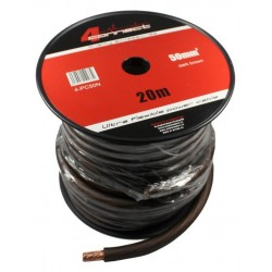 Захранващ кабел 50мм2 кафяв 4Connect PC50SB
